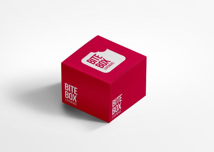 Diseño de logotipo para caja de experiencia gastronómica