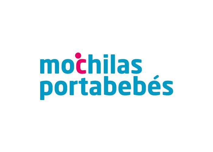 Diseño de logotipo para mochilas portabebés