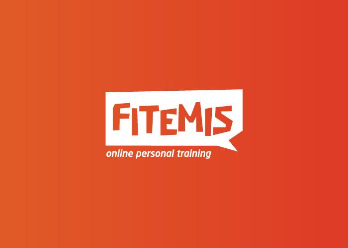diseño de logo personal training