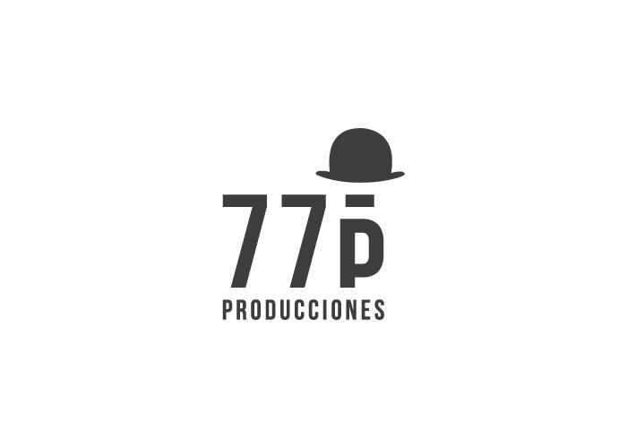 Diseño de logotipo para productora audiovisual