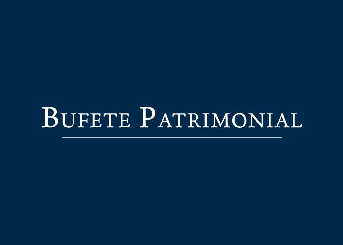 Diseño de logotipo para Bufete Patrimonial