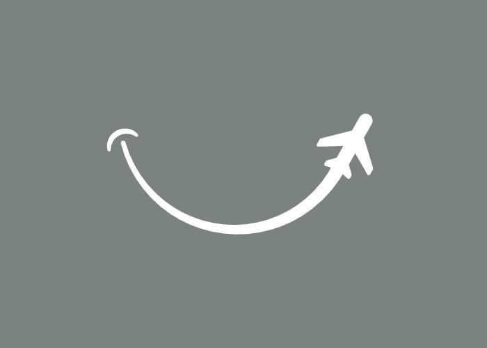 Diseño de logo franquicia de viajes