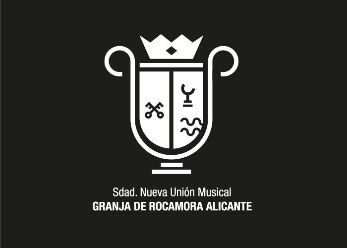diseno-logotipo-banda-musica-escudo