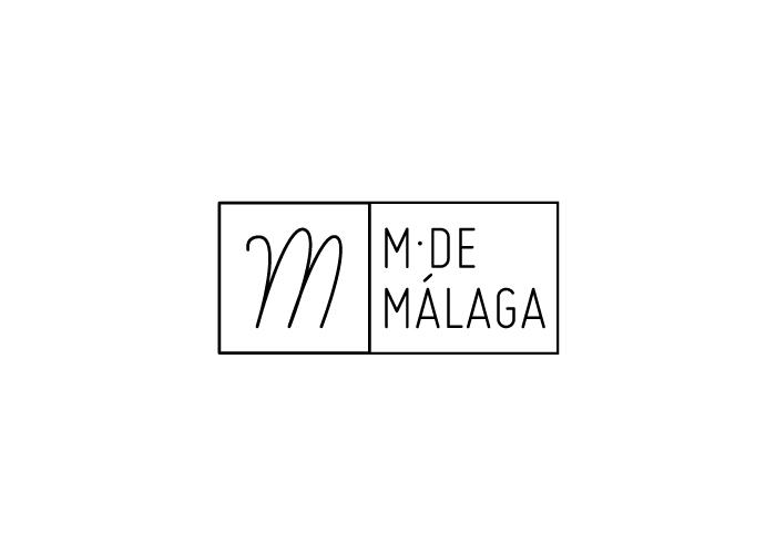 Diseño de logotipo para blog sobre Málaga