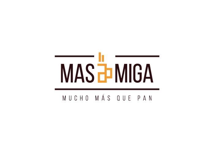 Diseño de logotipo para cafetería-panadería