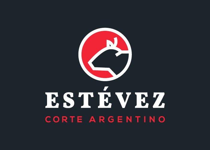 Diseño de logotipo para carnicería de corte argentino