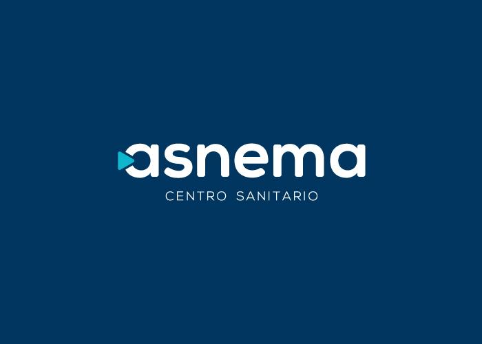 Diseño de logotipo para un centro sanitario en las Palmas de Gran Canaria
