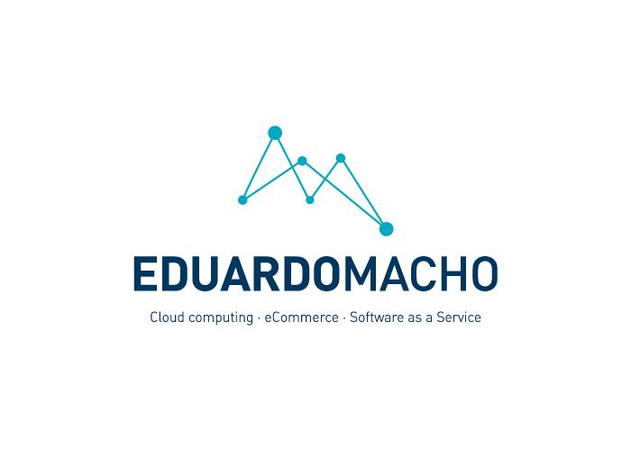 diseño logo infraestructura tecnológica