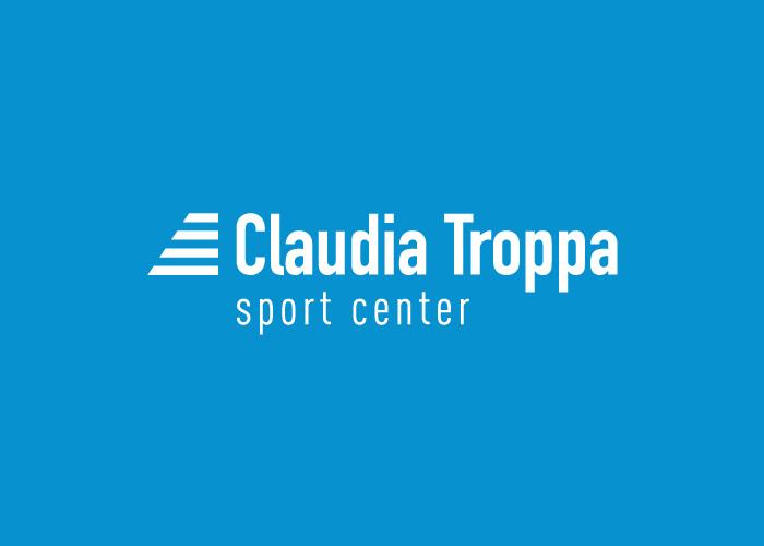 diseño logo atleta