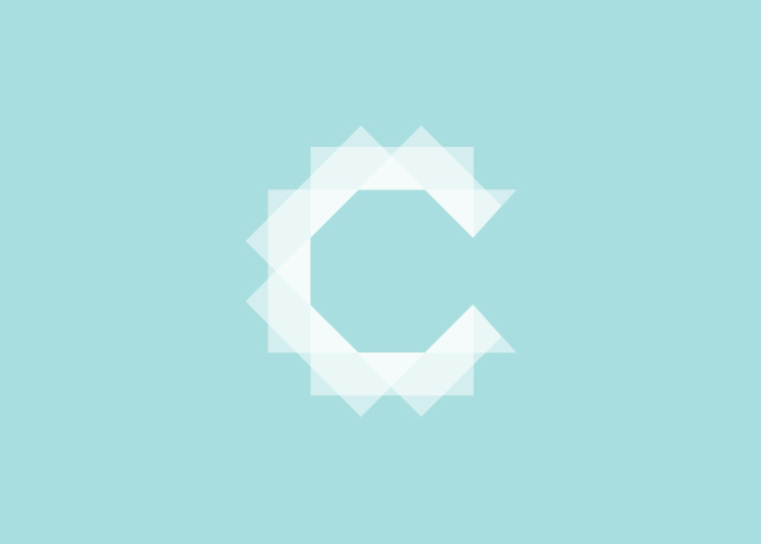 """Diseño logo basado en la """"C"""""""
