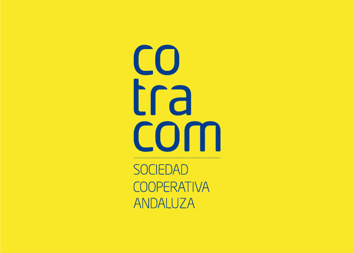diseño logo constructora cooperativa andaluza