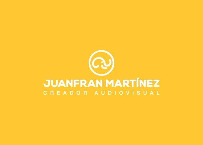Diseño de logotipo para creador audiovisual