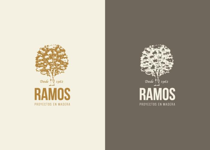 Diseño logotipo roble