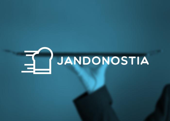 Diseño logotipo restaurantes Donostia