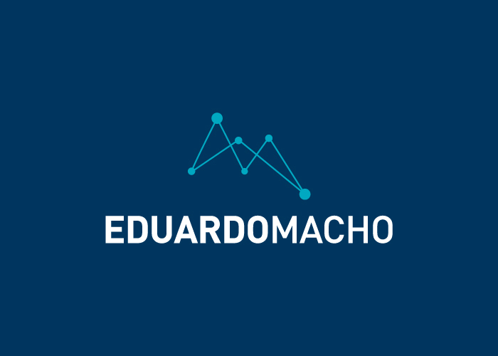 Diseño logo tecnológico Madrid