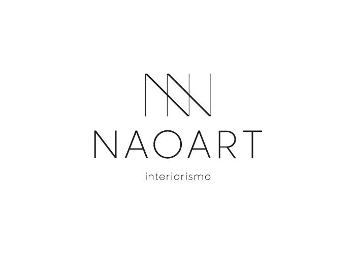 Diseño de logotipo para estudio de arquitectura, interiorismo y decoración