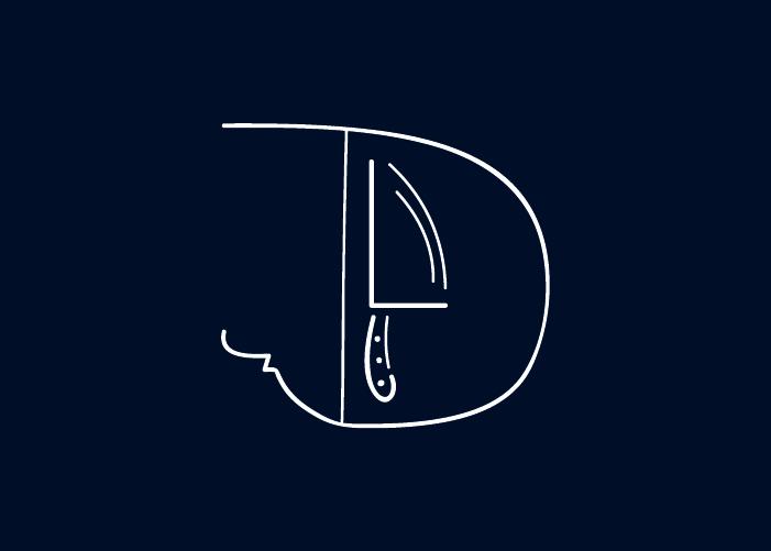 diseño logo cuchillo y delantal