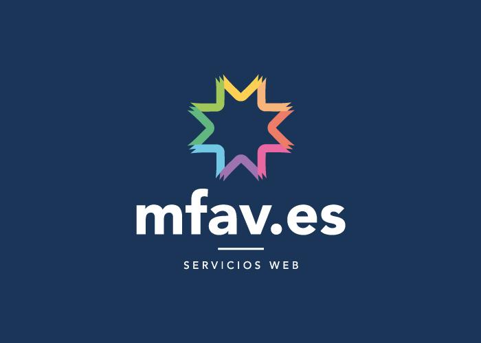 Diseño de logotipo para servicios de gestión webs