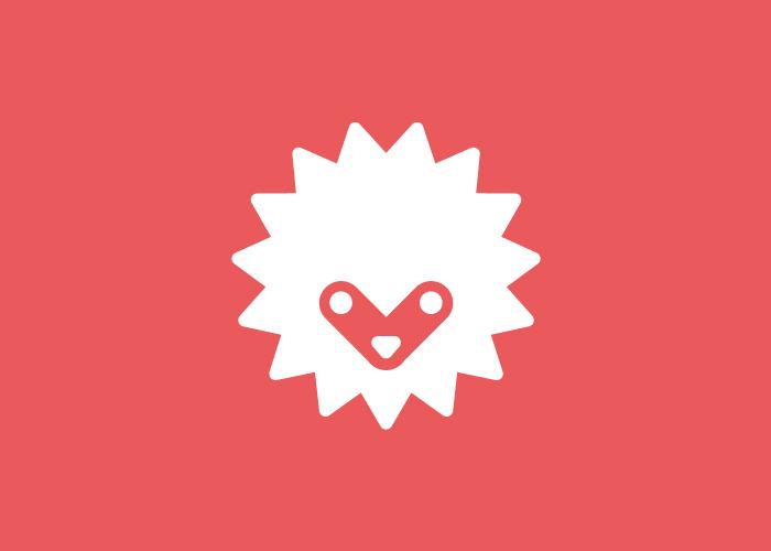 diseno-logotipo-erizo-traductores-freelance