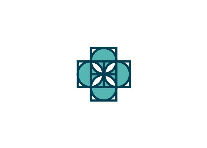 diseno-logotipo-farmaceutico-mosaico