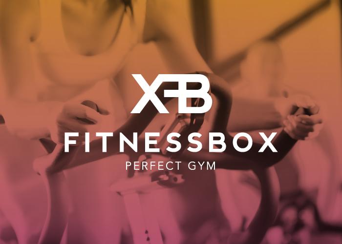 Diseño de logotipo para gimnasio