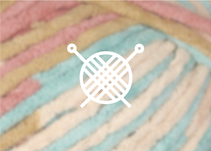 Diseño de logotipo para negocio de venta de material de costura