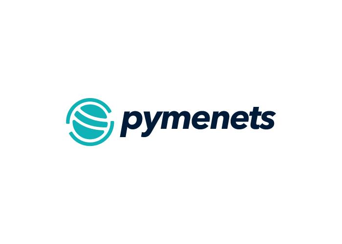 Diseño de logotipo para una empresa de informática dedicada a Pymes