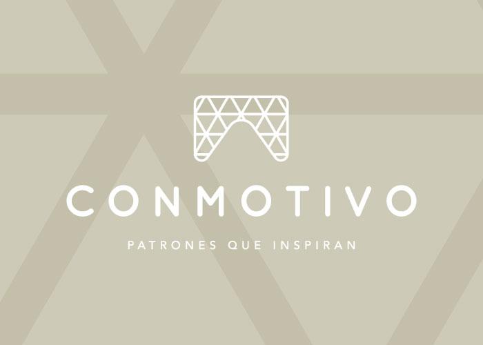diseño de logotipo para empresa de creación de patrones para textil
