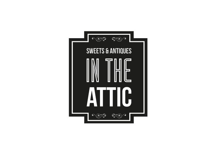 Diseño de logotipo para tienda de antigüedades
