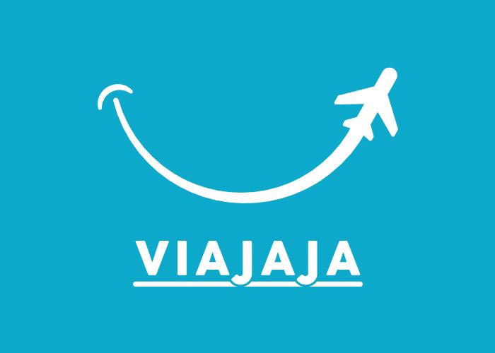 diseño logo sonrisa y viajes