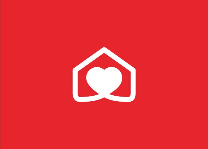 Diseño logo casa