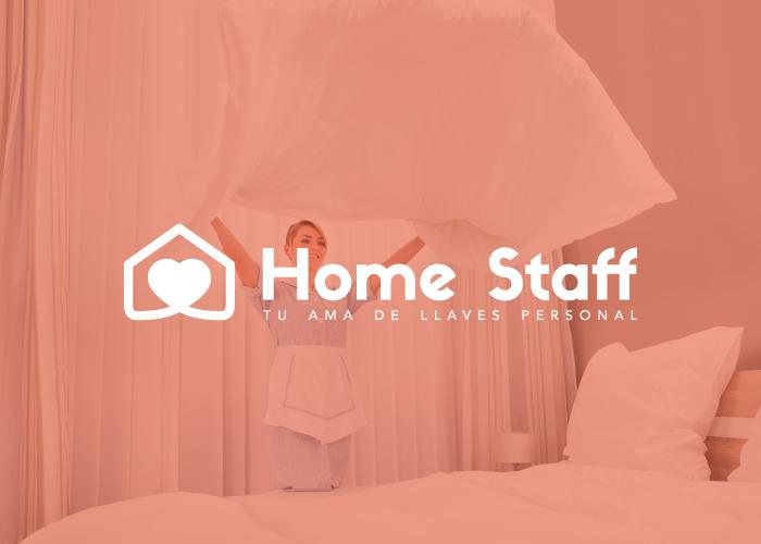 Diseño logotipo para una empresa de tareas del hogar