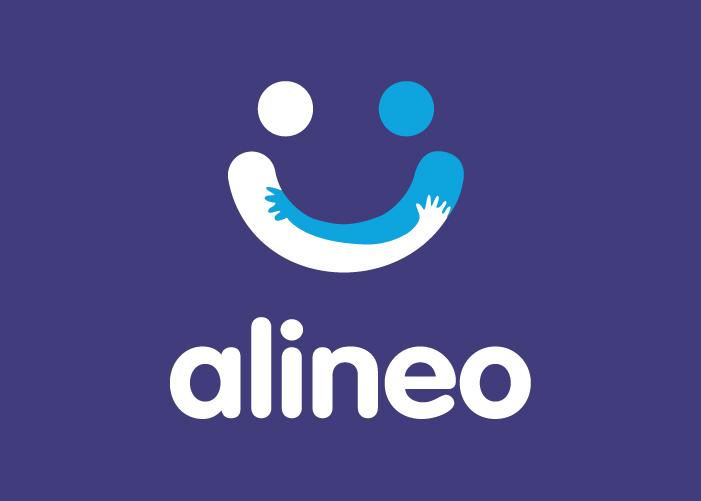 diseño logo abrazos
