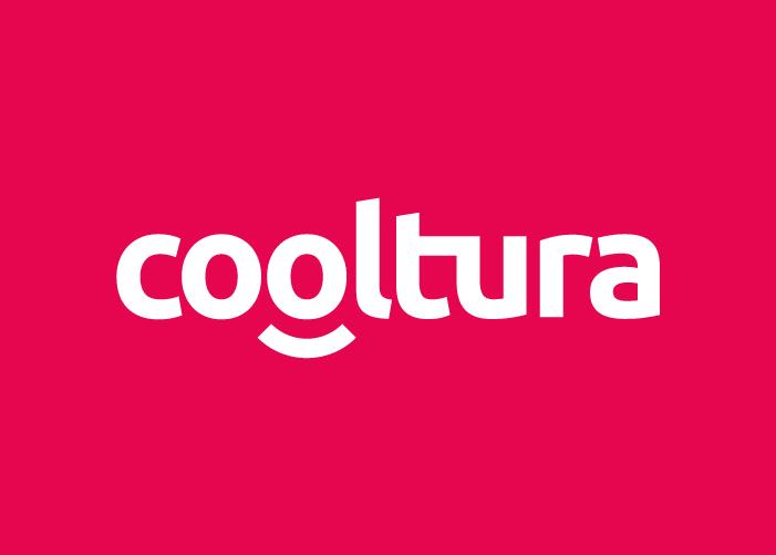 Diseño de logotipo para portal web dedicado a la información cultural