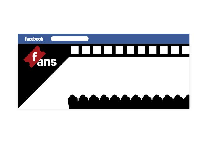 Diseño del perfil de redes sociales para una web sobre cine