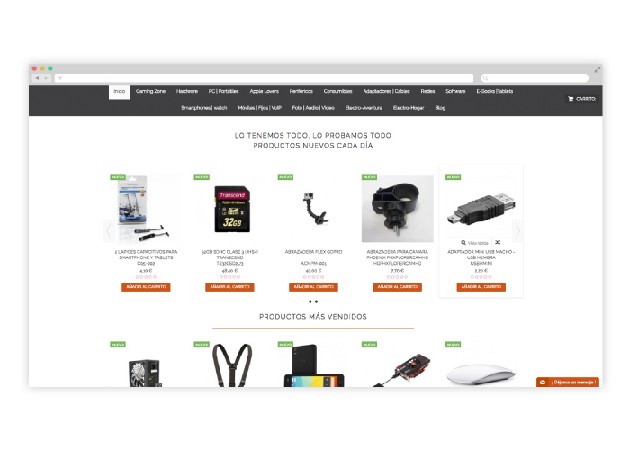 diseno-programacion-web-tienda-electronica