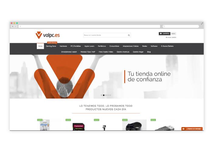 diseno-programacion-web-tienda-online-electronica