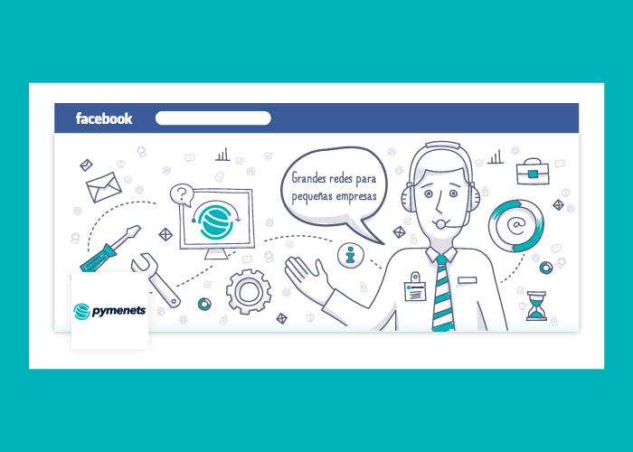 Diseño de redes sociales para una empresa de informática para pymes
