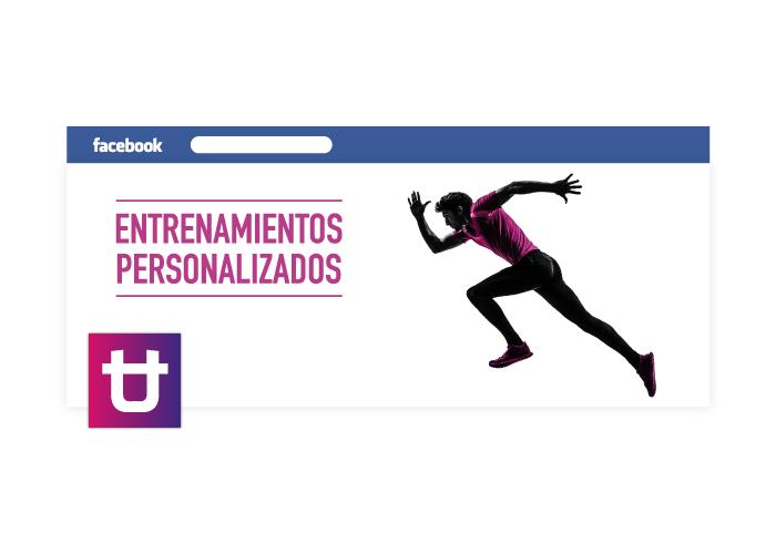 Diseño de redes sociales para empresa de asesoramiento deportivo