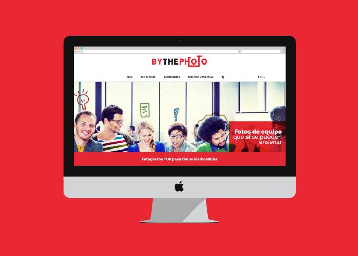 Diseño y desarrollo de tienda online para servicios fotográficos