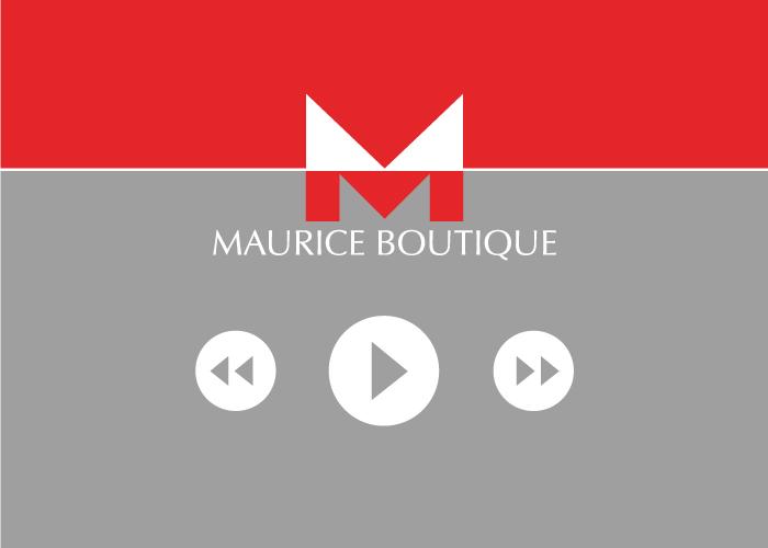 Diseño de video promocional tienda de moda
