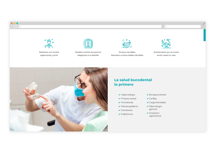 diseno-web-clinica-salud-bucodental
