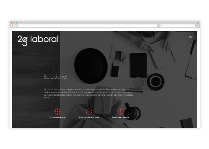 Desarrollo web recursos humanos Málaga
