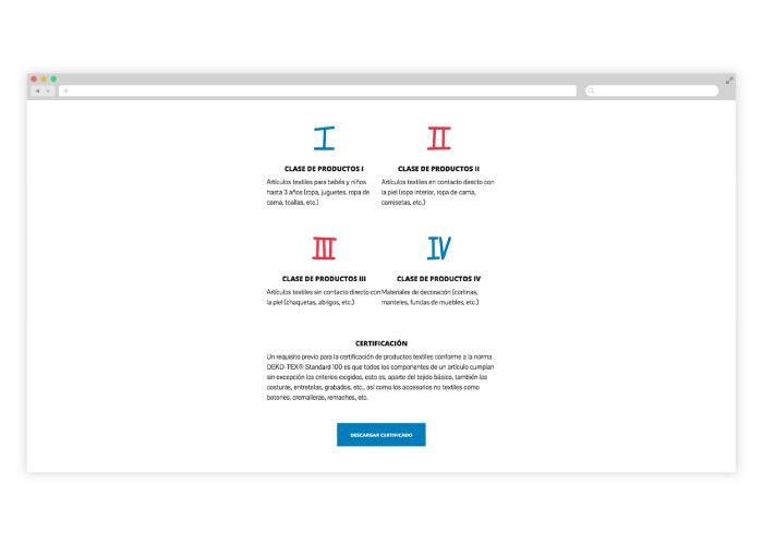 Diseño de página web para empresa dedicada a la personalización de camisetas con diseños originales