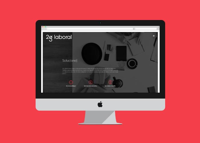 Diseño web laboralista