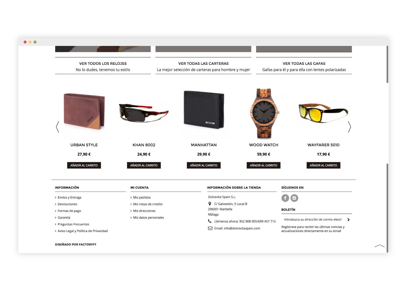 diseno-web-prestashop-tienda-online-gafas
