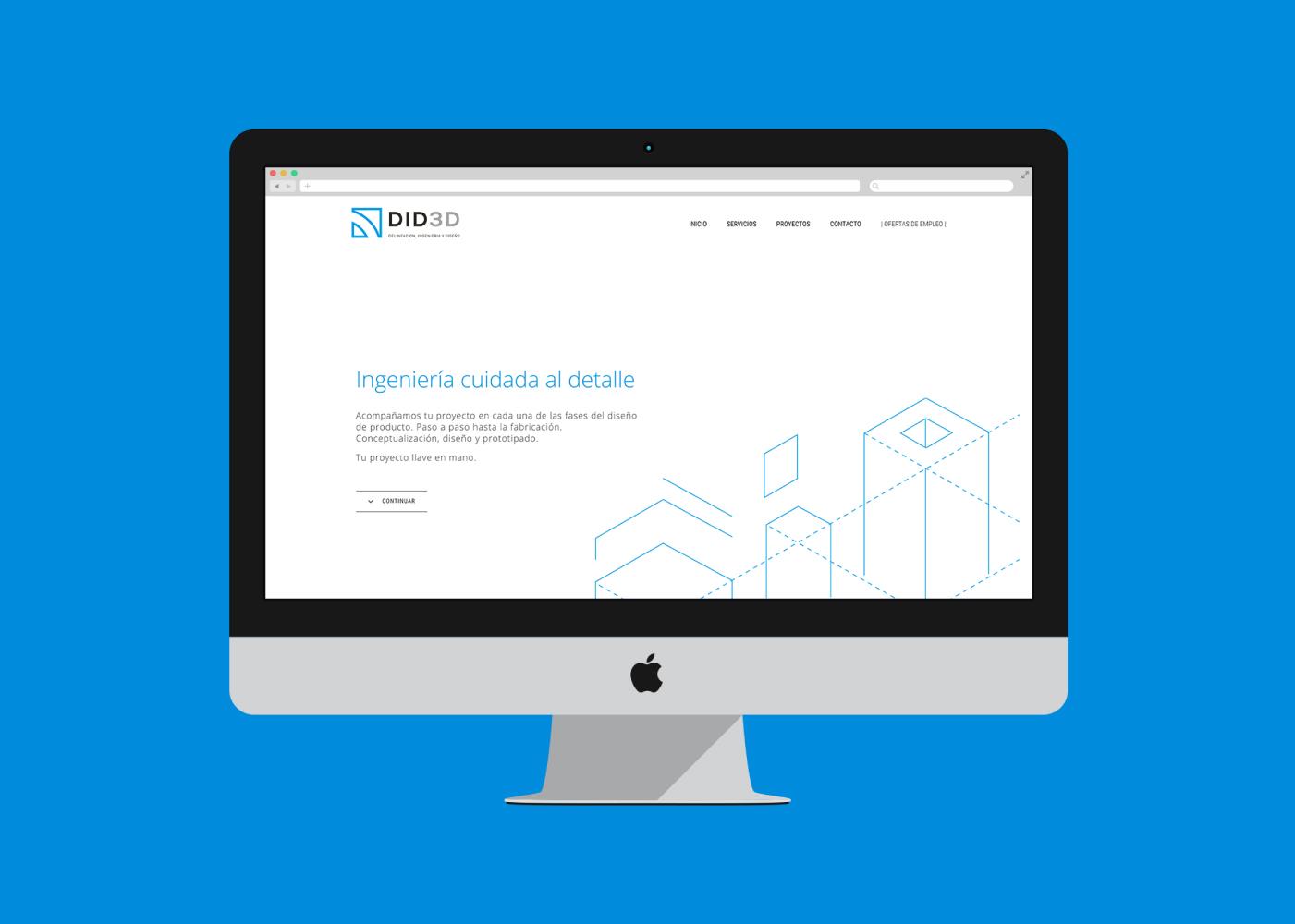 diseño web delineante arquitectura