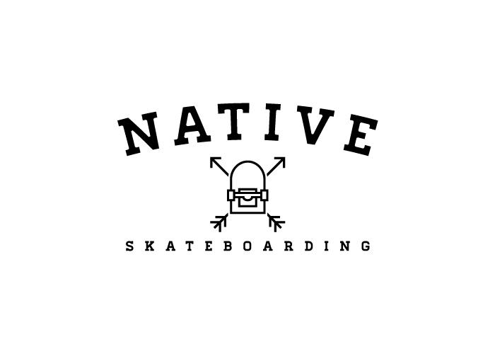 1df713079892e Diseño de logotipo para marca de ropa skate - Factoryfy