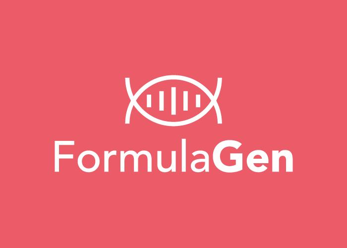 Diseño logotipo test genéticos