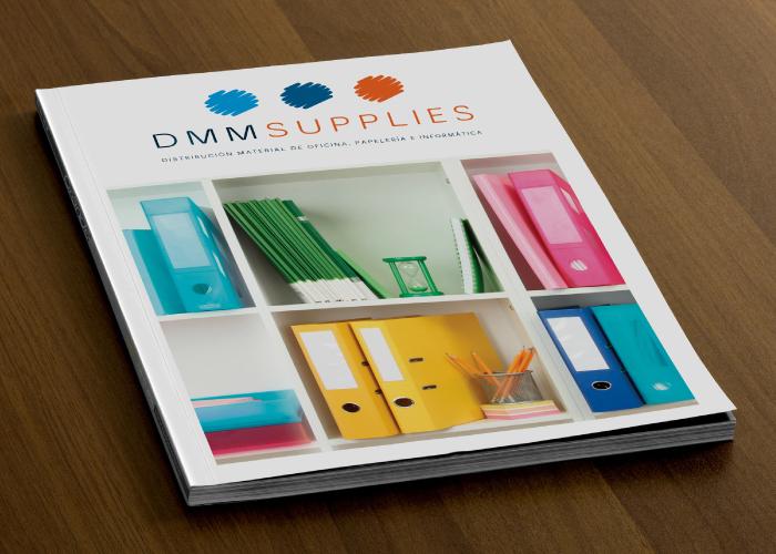 Diseño del catálogo para una gran empresa de distribución de material de oficina
